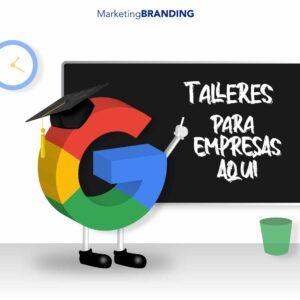 cursos google, cursos empresas